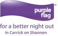 Carrick on Shannon is a Purple Flag Region