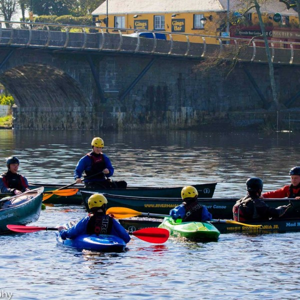 Canoeing-Carrick-on-Shannon