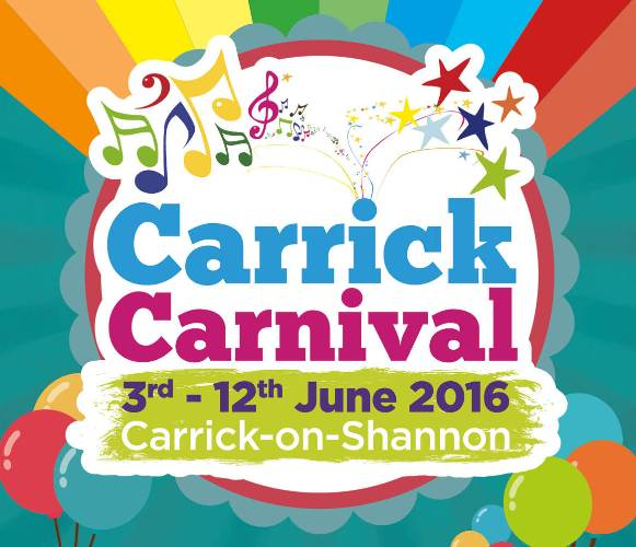 Carrick Carnival - family activity in Carrick on Shannon