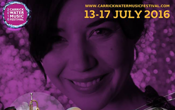 Events in Carrick on Shannon 13 to 17 July – Carrick Water Music Festival